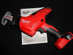 MILWAUKEE-2625-20-M18-18V-18-VOLT-CORDLESS-HACKZALL-RECIPROCATING-SAW-NEW