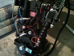 Ghostbusters Complete Proton Pack with LIGHTS