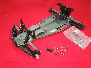 Traxxas Rustler chassis lot roller rolling xl5 vxl xl1 parts lot frame NEW xl-5