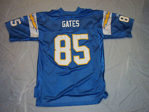 Antonio Gates 85 San Diego Chargers Adult Reebok Nfl