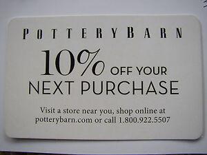 Pottery Barn Kids Coupon 15 Off - BARN