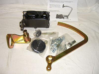 Bremspedal mit Hauptbremszylinder ,universal , Hot Rod , Ratrod, Model A-32