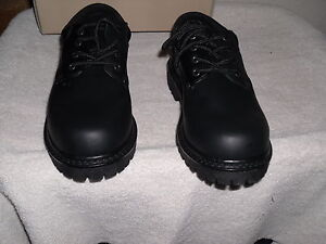NWB-MENS-ARIZONA-CASUAL-BLACK-SHOES-JET-BLACK-SIZES-6-6-5-MSRP-34-00