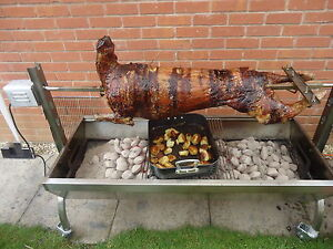 HOG ROAST/SPIT ROAST MACHINE