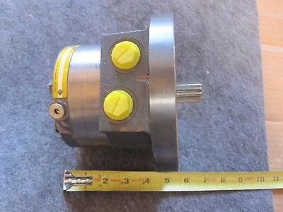 Parker Nichols 116-4-ys0-01 Hydraulic Motor
