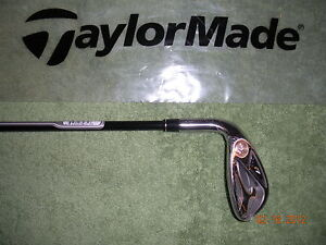 TAYLORMADE R7 LH DRAW SAND WEDGE REGULAR FLEX RE AX 55G GRAPHITE LEFT BRAND NEW!