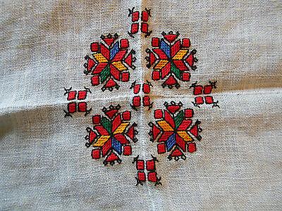 Салфетки Linen Embroidered Dinner Napkin Doily