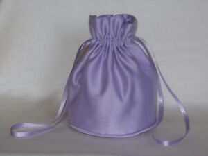 BNWOT-Pale-lilac-duchess-satin-dolly-bag-for-bridesmaid-eveningwear