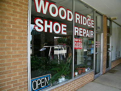 Shoe Repair Shop (or business) for sale. Machines and stock included.