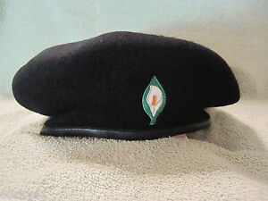 Irish-Republican-Easter-Lily-Embroidered-Beret-w-Irish-Tri-Colors-Ireland-AOH