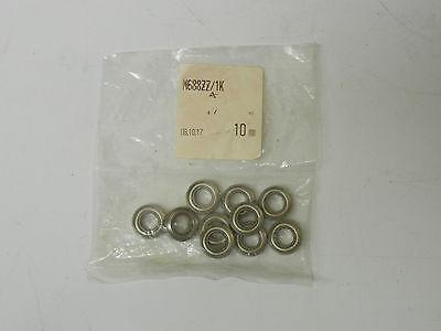 Lot Of 10 Ntn W688zz Ball Bearings W688zz