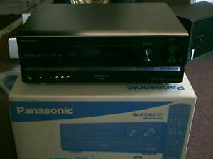 Panasonic SA BX500 Amplifier