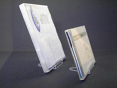 10 St., Aufsteller,CD/DVD Aufsteller,CD Ständer,Halter