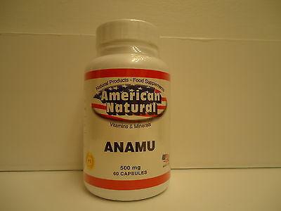 Anamu 60 Capsules Anamu 500 Mg Sugar Control Circulatory System