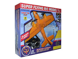 RC SYSTEM RADIO CONTROL F-50 FOKKER REMOTE CONTROLLED AIRPLANE KIT NEW AEROPLANE
