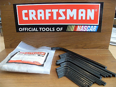 NEW CRAFTSMAN 20 PC SAE OR METRIC ...