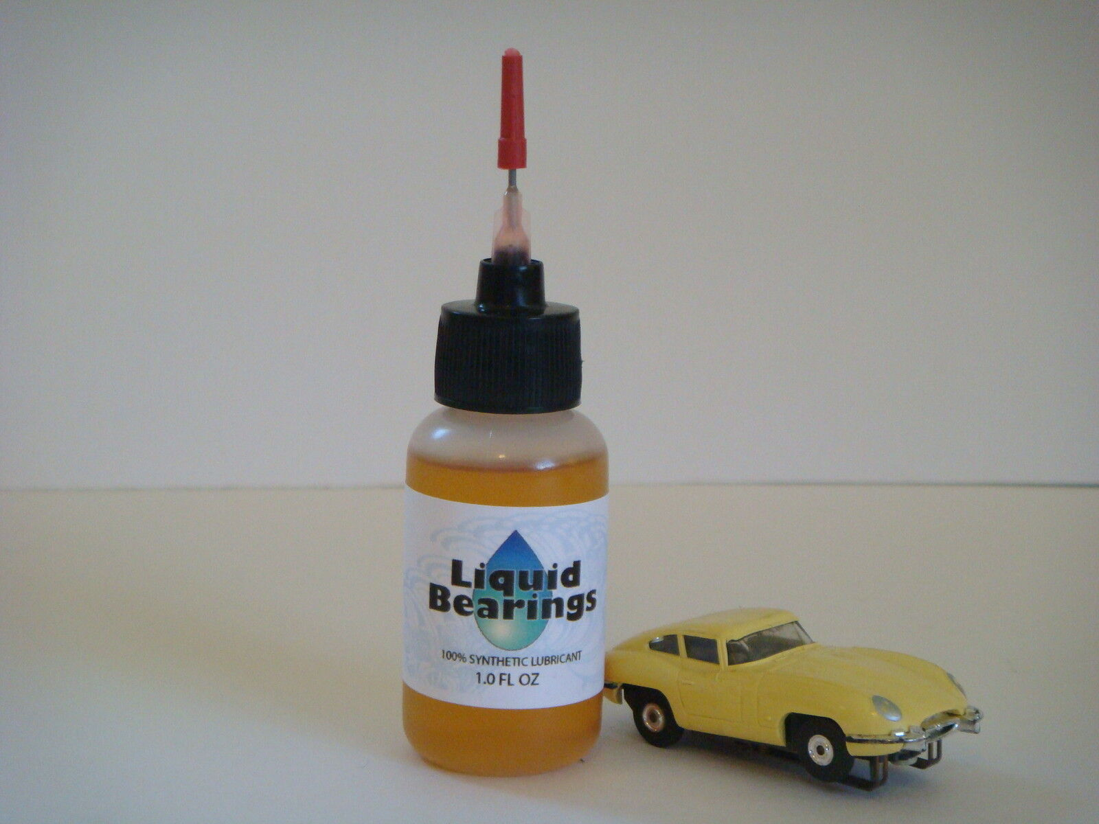 SUPERIOR slot car oil for HO-scale Aurora, PLEASE READ!