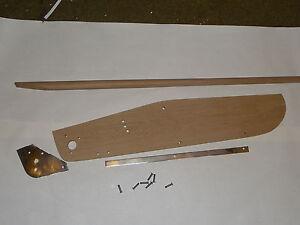 JOHN-DEERE-No-5-POWER-MOWER-SICKLE-GRASS-BOARD-STICK-WEARING-STRIP-AND-PLATE