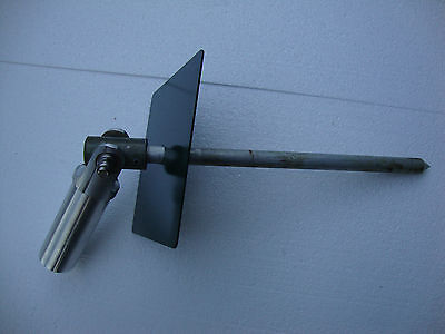 Antenna Swivel Stake Used With Military 48 Mast Pole