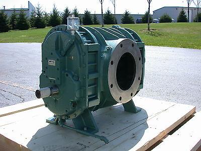 Stokes 615-1 Vacuum Blower Pump 1300 Cfm Rebuilt