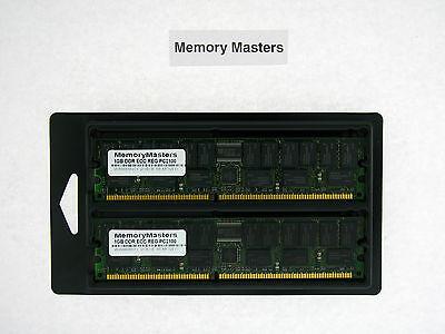 300680-b21 2gb (2x1gb) Pc2100 Memory Kit Hp Proliant
