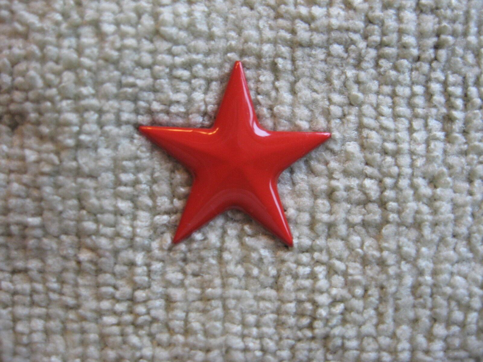 Socialist Red Star Pin Socialist Che Red Star Cuba