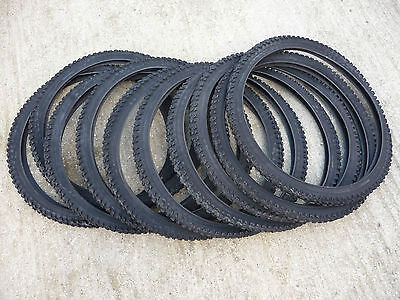 Ten Tyres For Mountain Bike/cycle 26 X 2.0 Pair Brand