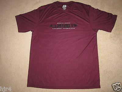 North Idaho Rumble 2011 Wresting National Champions Shirt Lg