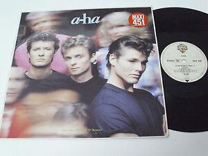 A-HA-You-Are-The-One-1988-FRANCE-12-034-Maxi-Single-Original-sticker