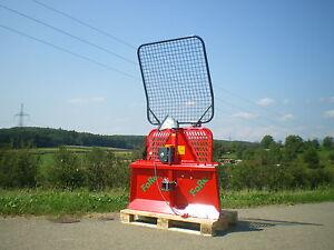 Forstseilwinde 3.5 to. Forstwinde Rückewinde Seilwinde Traktor Schlepper Winde