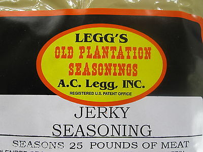 Original Jerky Seasoning Spices For 50 Lbs Of Venison Elk Beef Moose Axis
