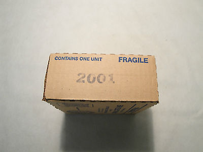 In Box Brk Electronics Fire Smoke Alarm Detector 2001