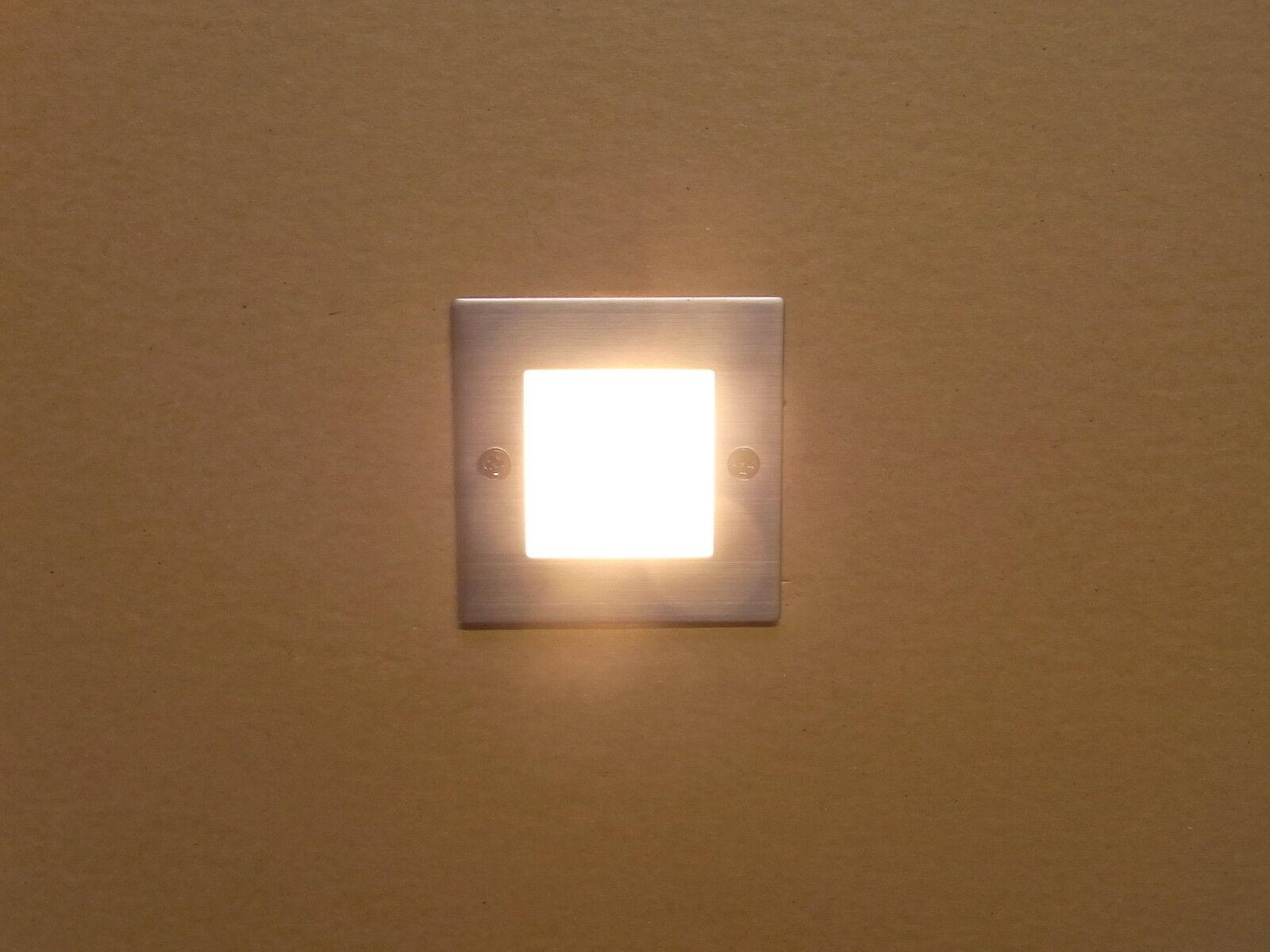 led wandleuchte treppenleuchte stufenbeleuchtung. Black Bedroom Furniture Sets. Home Design Ideas