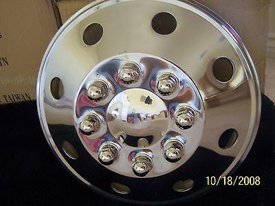 16 8 Lug Rv Hubcaps Wheel Covers 2004 2005 2006 2007 2008 2009 2010 2011 2012