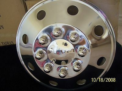 Ambulance 16 8 Lug Truck Van Wheel Covers Hubcaps Hub Caps