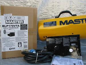 MASTER-BLP170VTA-125-000-170-000-Btu-PROPANE-LP-FORCED-AIR-HEATER