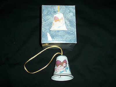 2003 Lladro Christmas Celestial Music Bell Ornament- Original Box 010080776