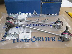LEMFORDER-Barras-Estabilizadoras-BMW-Serie-3-E46-cuatro-ruedas-Kit-delant