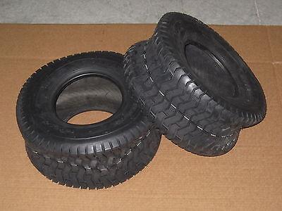 2 18x8.5-8 Turf Tires Tubeless 18-8.5-8 18x8.5x8 18x850x8 18-850-8 18x8.50x8