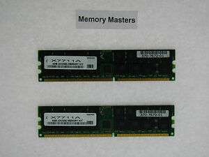 X7711A-4GB-Approved-2x2GB-184pin-PC2700-ECC-DDR-Memory-Kit-for-Sun-Fire-V240