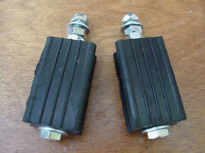 NEW 60S MURRAY PEDAL CAR STYLE PEDALS WITH BOLTS  NEW