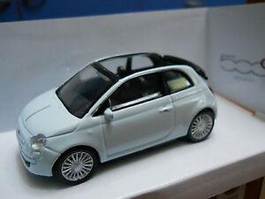 MODELLINO AUTO FIAT 500C SCALA 1/43 - Italia - MODELLINO AUTO FIAT 500C SCALA 1/43 - Italia