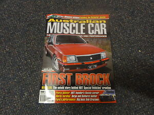 australian muscle car magazine # 60