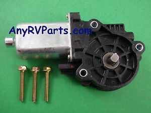 Kwikee rv entry step motor 1101428 for Motorized rv entry steps