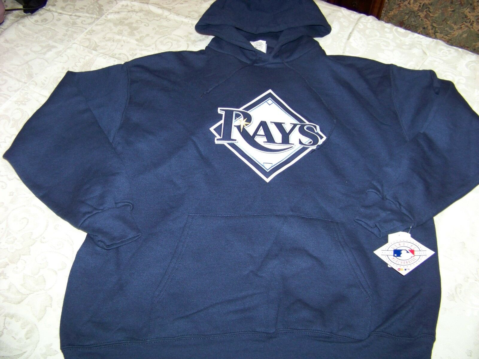 Genuine Merchandise Men's Hoodie Tampa Bay Rays