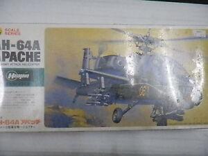 AH-64A-Apache-Hasegawawa-1-72-Model-Kit-Plastic-Model-Kit-011712E