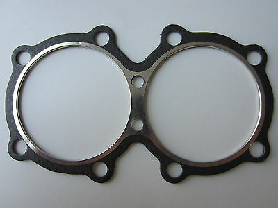 Triumph 750cc Tr7 T140 Cylinder Head Gasket Bonneville Tiger Trophy 1973 And Up