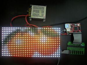 LED-RGB-Full-Color-Message-Display-Scrolling-Sign-DIY