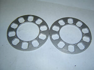 5-Stud-Universal-Wheel-Spacers-5mm-Car-Trailer-Etc