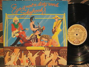 SKYHOOKS-Ego-Is-Not-A-Dirty-Word-1975-Oz-Rock-LP